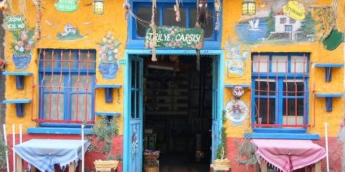 Bursa'da eski bir Rum köyü: Trilye