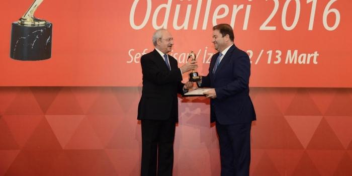İstihdam ödülü M'Expo'nun ödülü