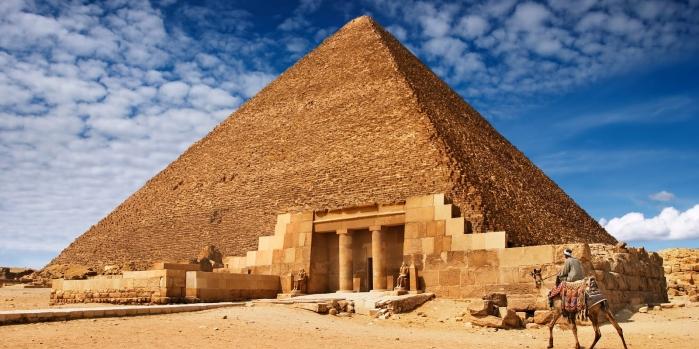Mısır piramitlerinin gizemi