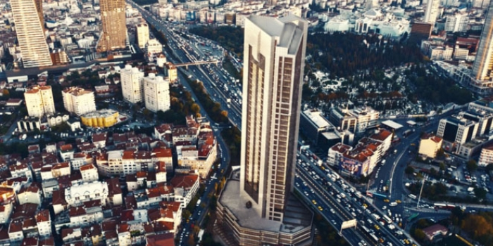 Nurol tower mecidiyeköy satılık ofis