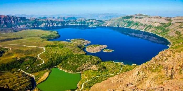 Türkiye'nin bilinmeyen doğa harikaları