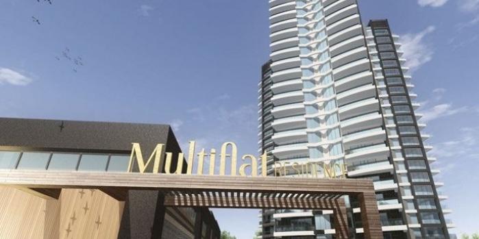 Multi Flat Residence Ankara!