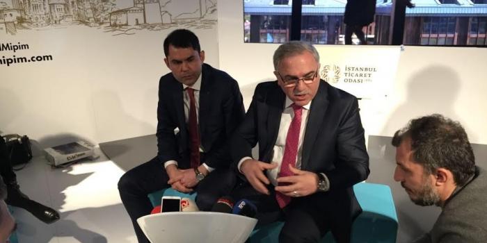 Uluslararası yatırımcının gözü Türkiye'de