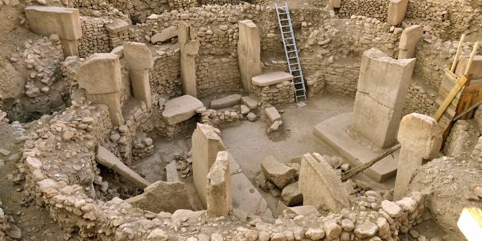 Göbeklitepe nasıl inşa edildi?