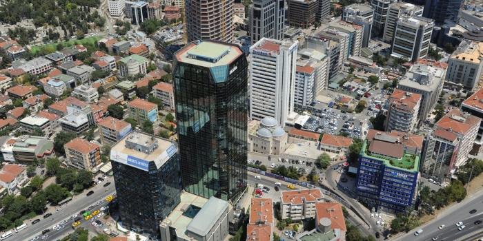 İstanbul ofis pazarında son durum: Kiralar 1 yılda yüzde 12 düştü