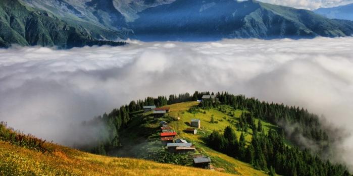 Kaçkar Dağları Milli Parkı nasıl gidilir?