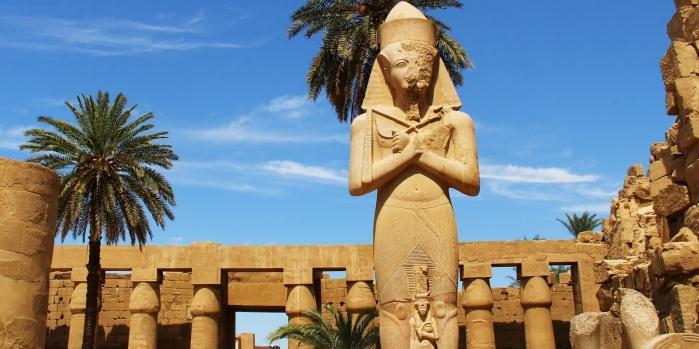Karnak Tapınağı nerede?