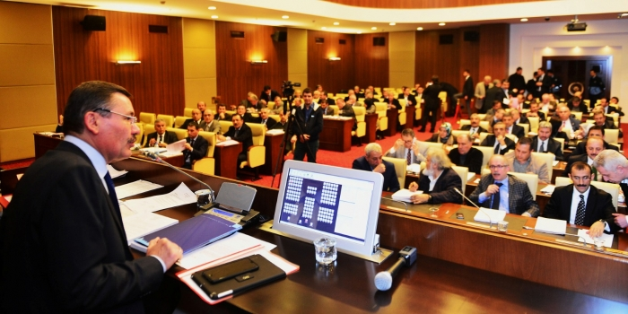 Mamak Parkı dönüşümü mahkemelik oldu