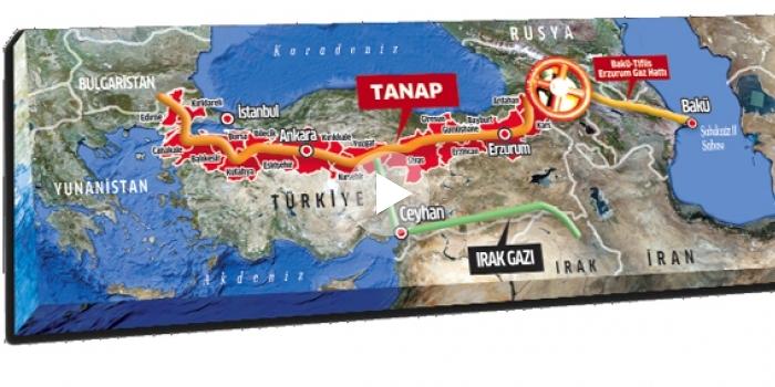 TANAP Projesi ne zaman bitecek?