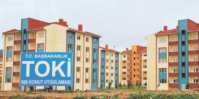 Ankara mamak yatıkmusluk toki evleri