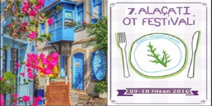 Alaçatı Ot Festivali 2016 ne zaman?