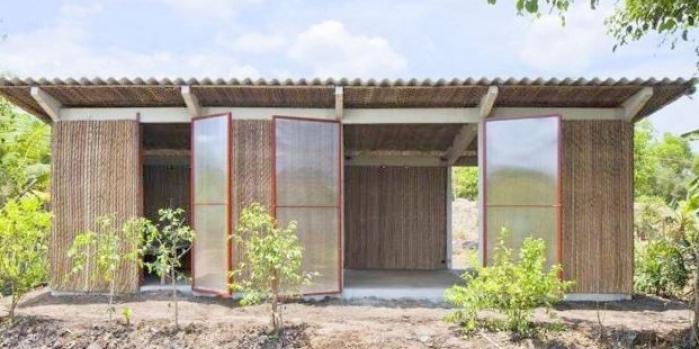 Çevreci ev tasarımları