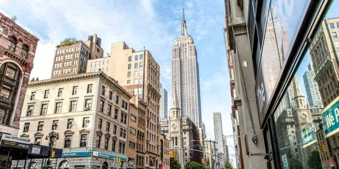 Empire State Binası nerede?