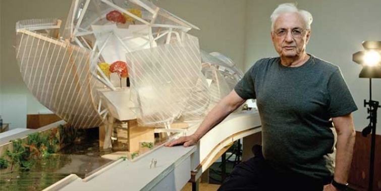 Frank Gehry kimdir?