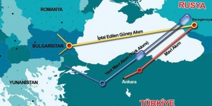 Rusya'dan sürpriz Türk Akımı açıklaması