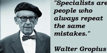 Walter Gropius kimdir?