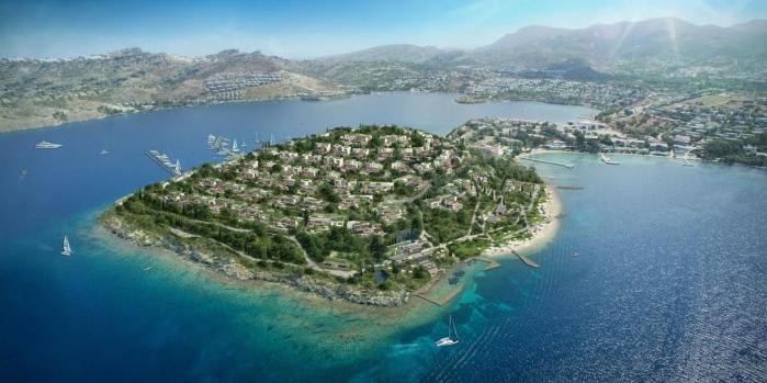 Aksoy Holding'den 200 milyon dolarlık proje: Epique Island