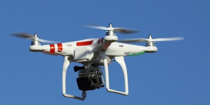 Geleceğin Instagram'ı: Dronestagram