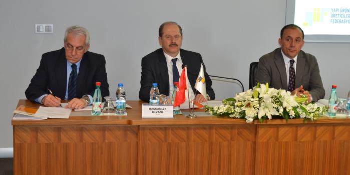 Yapı ürünleri üreticileri federasyonu