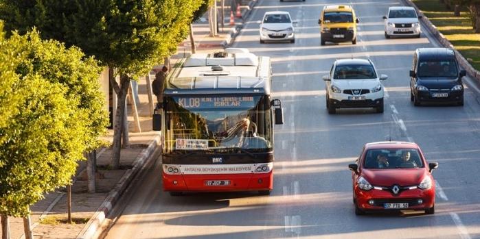 Antalya toplu taşıma