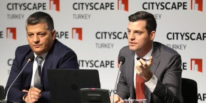 Dünya devleri Cityscape için Türkiye'ye geliyor