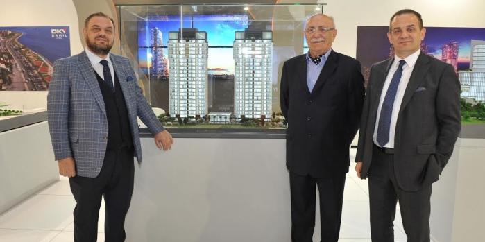 DKY İnşaat yeni projeleriyle Cityscape Turkey'de
