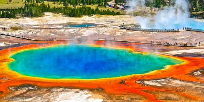 Dünyadaki 7 büyüleyici su kaynağı