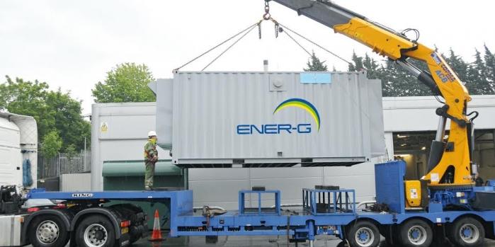ENER-G Türkiye piyasasında