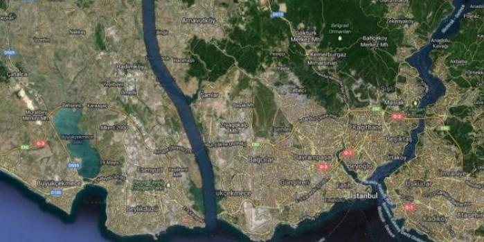 Kanal'a İstanbul böyle feda edilir