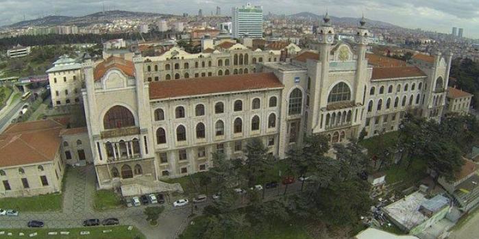 Marmara üniversitesi haydarpaşa kampüsü