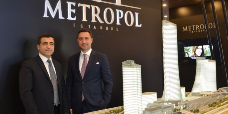Metropol İstanbul Cityscape'e dev satışla başladı