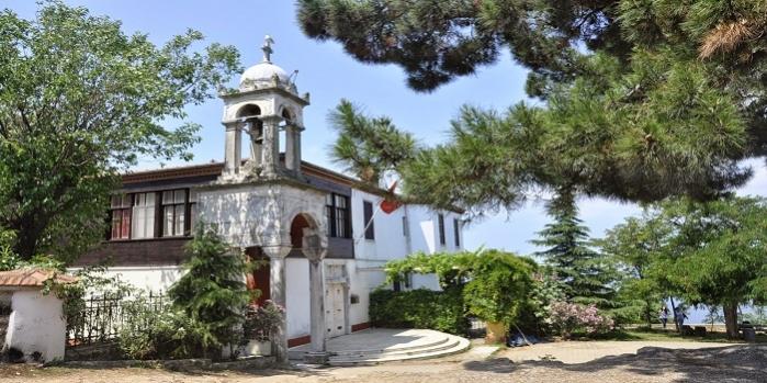 Aya Yorgi Kilisesi Büyükada hikayesi