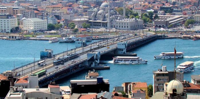 Galata Köprüsü tarihi