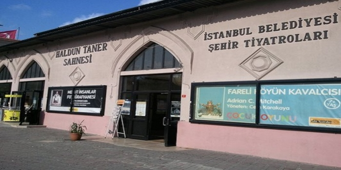 Kadıköy Haldun Taner Sahnesi nerede?