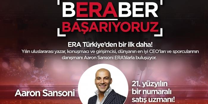 ERA Türkiye'den dev organizasyon