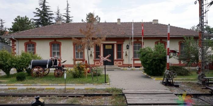 Tcdd müzesi eskişehir