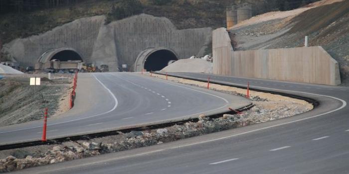 Ilgaz dağı tüneli ne zaman açılacak