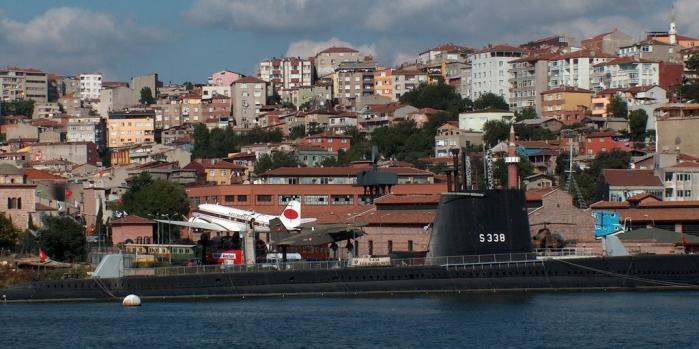 Rahmi koç müzesi istanbul