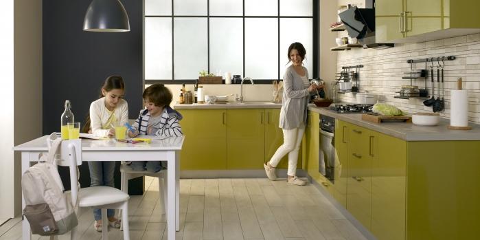 Koçtaş'tan küçük mutfaklar için pratik çözümler