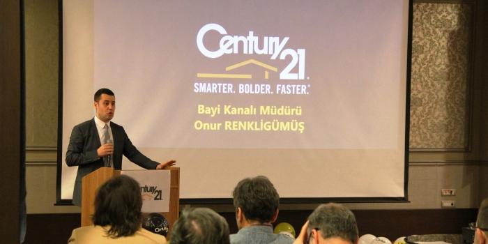 Century 21'den başarının anahtarı
