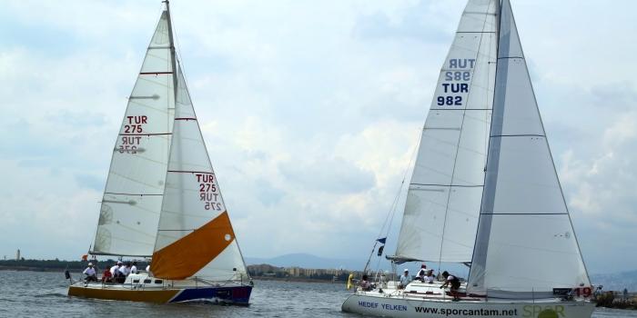 Yelkenciler yeniden Viaport Marina'da