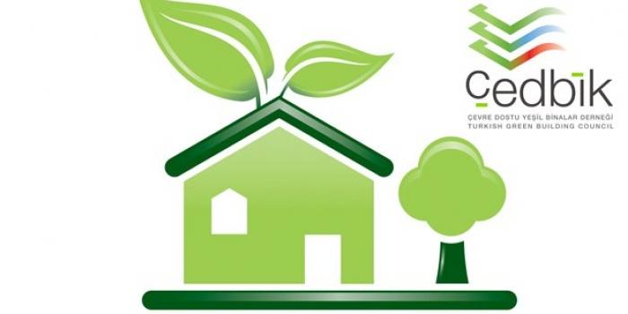 Çedbik yeşil bina sertifikası