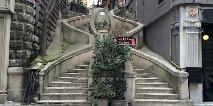 Kamondo merdivenleri nedir