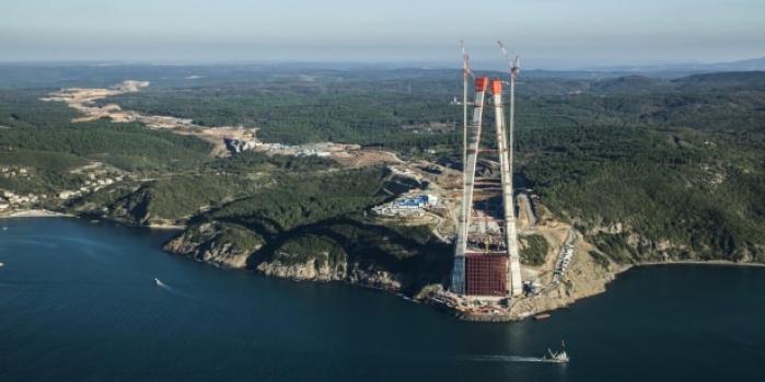 3. Köprü Garipçe'de ev fiyatlarını uçurdu