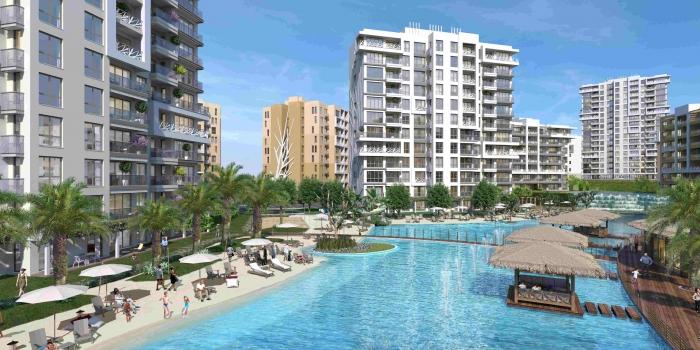 Aquacity Denizli'nin örnek dairesi hazır