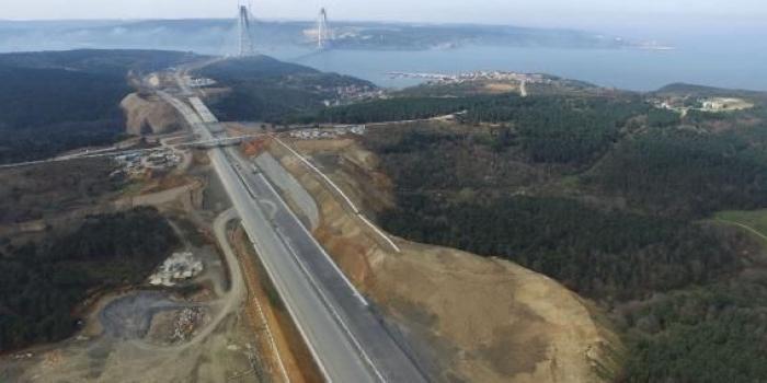 Köprünün günlük geliri en az 405 bin dolar
