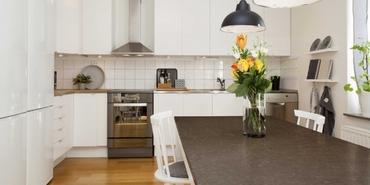 Mutfak ve banyolarda doğal kuvars: Silestone