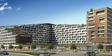 MVK Yapı Kurtköy Work Square fiyatları 275 bin TL'den başlıyor!