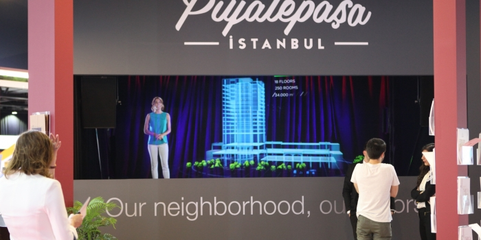 Piyalepaşa İstanbul'a uluslararası arenadan ödül