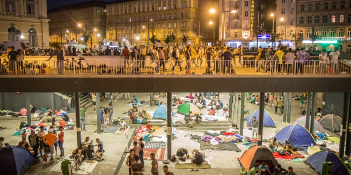 Avrupa'dan mülteci sorununa toplu konut itirazı